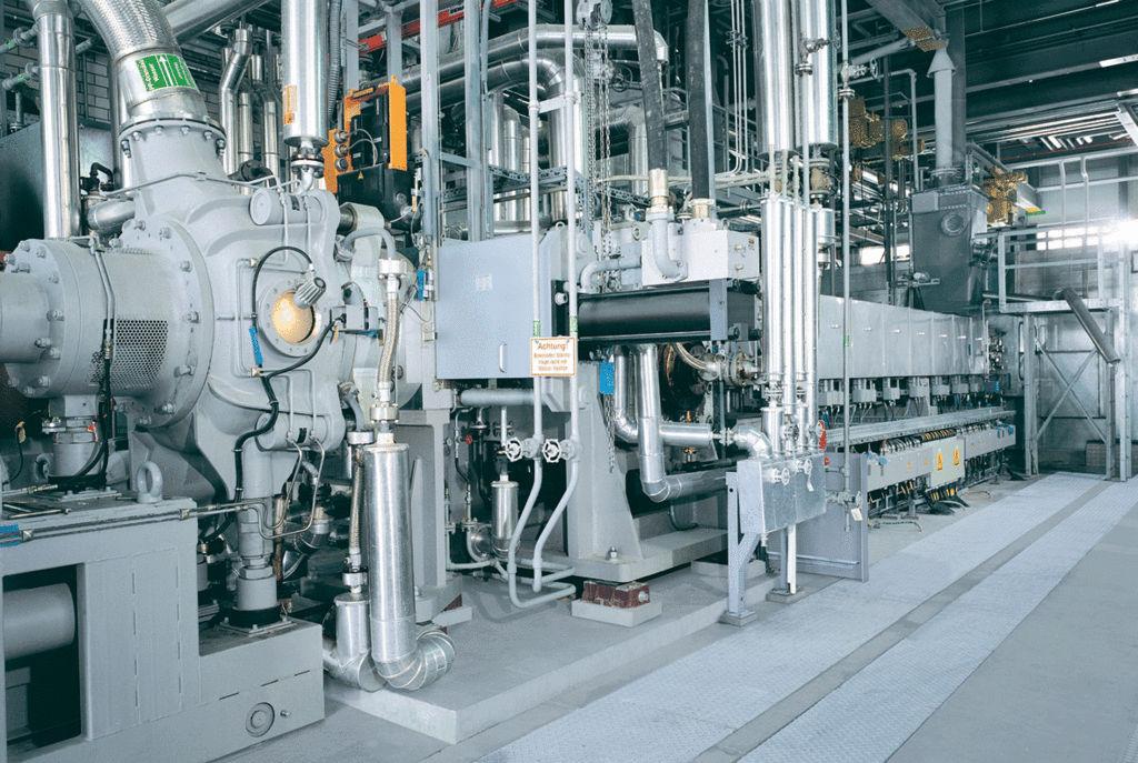KRITILEN® Plant & Equipment