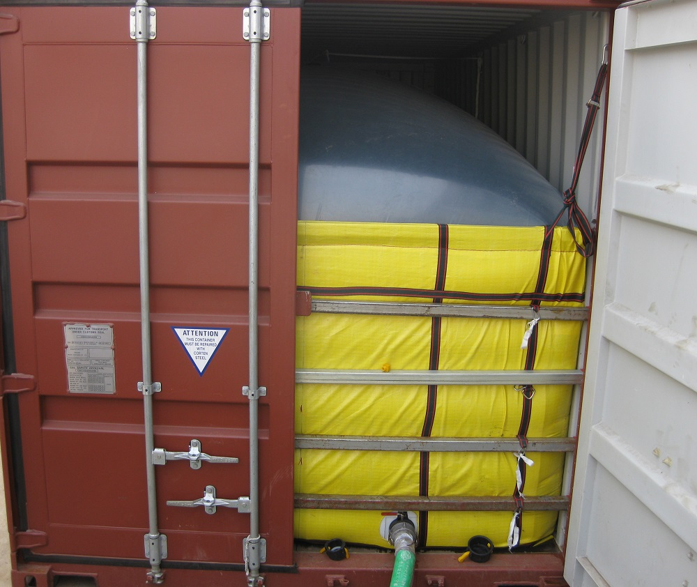 KRITIFLEX® Μεμβράνες για flexitanks & container liners