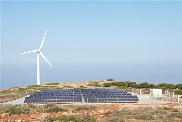 Πράσινη ενέργεια – άνεμος και ήλιος