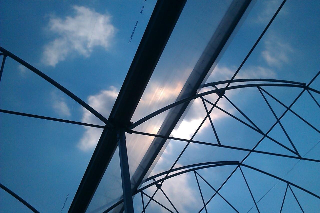 KRITIFIL® greenhouse filmsAnti-drip effect