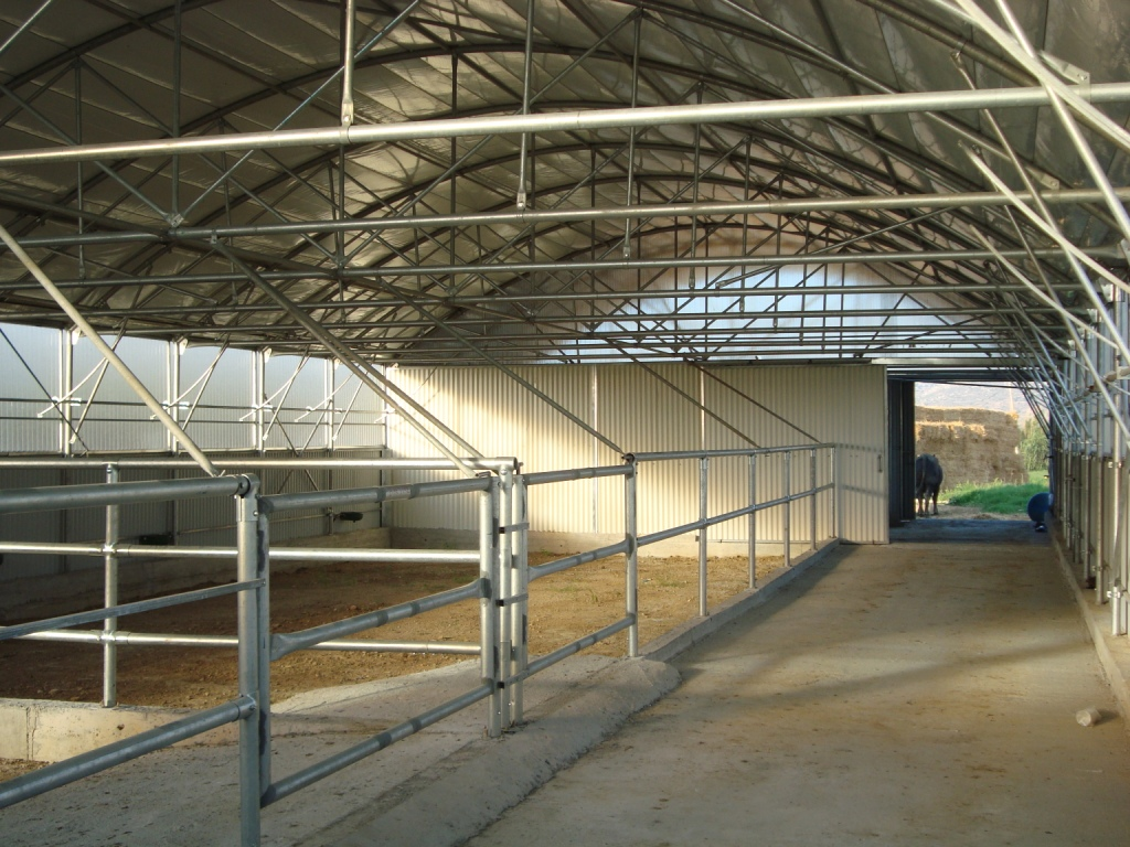 KRITIFIL® Films for animal buildings